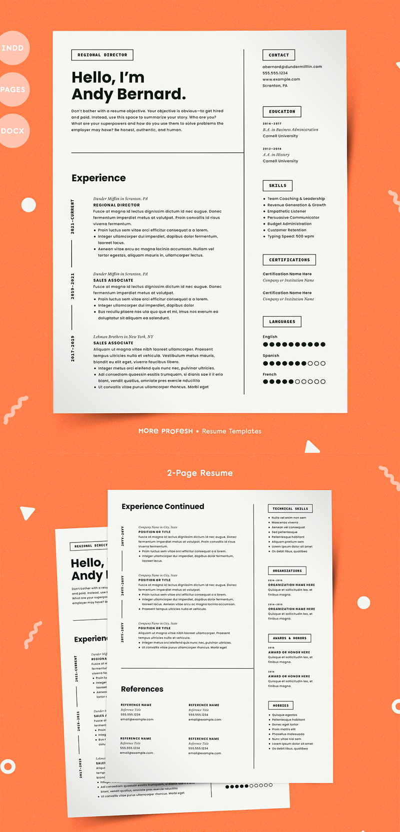Which Resume Template Is Best